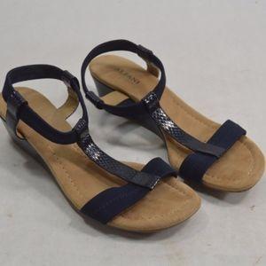 Alfani Women Step 'N Flex Voyage Wedge Sandal 6.5